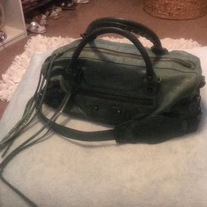 100% Authentic Balenciada green used